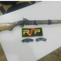 RP prende homem acusado de disparar em via pública de Santana do Ipanema