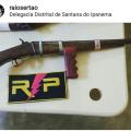RP em Santana do Ipanema tira mais uma arma ilegal de circulação