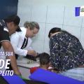 Atendimento domiciliar é mais um serviço da saúde pública de Canapi