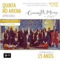 Camerata Pró-Música de AL celebra 15 anos e realiza concerto comemorativo