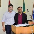 Diretor do Ifal Santana recebe moção na Câmara Municipal