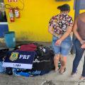 PRF prende duas mulheres por furto em loja de shopping