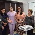 Hospital de Santana recebe aparelho para ajuda no acompanhamento de gestantes