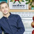 Natural Chef Carlos Rocha ensina receitas de Natal no Nobre Hipermercado
