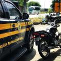 PRF prende homem com moto roubada na rodovia BR 316