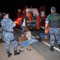 Casal fica ferido após colisão de moto com vaca no Alto Sertão