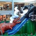 Parque Shopping aposta em atrações de férias para a garotada