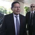 Mourão conduz reunião ministerial dedicada à tragédia de Brumadinho