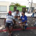 Anjos da Paz acolhem dependente químico em Monteirópolis