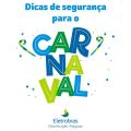 Eletrobras orienta foliões com dicas de segurança para o carnaval