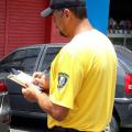 SMTT está advertindo condutores sobre infrações em Santana do Ipanema