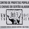 Santana do Ipanema recebe 1º Encontro de Profetas Populares das Chuvas