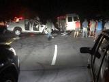 Acidente entre van e caminhonete deixa feridos na AL 225 em Piranhas