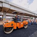 Obra do Viaduto da PRF será concluída até o final deste do ano, diz ministro
