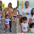 Família sertaneja lembra Dia Mundial das Doenças Raras em desfiles de Carnaval