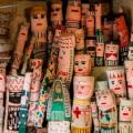 Artesãos do agreste alagoano expõem peças em shopping da capital