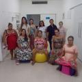 Gestantes da Casa da Mulher visitam hospital de Santana do Ipanema