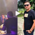Vídeo flagra momento que Mano Walter é atingido por latinha em show no Maranhão