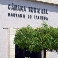 Câmara de Santana recebe dirigente de hospital e audiência pública nesta semana