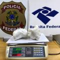 Em Foz do Iguaçu mulher é presa com cocaína que seguia para Maceió
