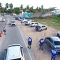 Lei Seca realiza mais de mil testes de alcoolemia durante Carnaval em Alagoas