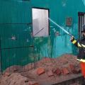 ATUALIZAÇÃO: Casa pega fogo e deixa criança de 11 anos ferida em Maravilha