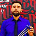 Professor de percussão da Ufal faz turnê pelos Estados Unidos
