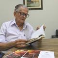 """""""Poemas"""" de Ismael Pereira será lançado em Maceió nesta quinta-feira (23)"""