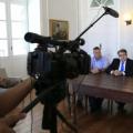Governador divulga datas de testes para aprovados da PM e confirma novos concursos