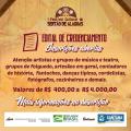 Prefeitura de Santana faz credenciamento de artistas para festival cultural