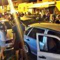 Carro provoca colisão com 5 veículos perto de semáforo em Santana do Ipanema
