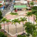 Palmeira dos Índios entrega praça e outras obras no centro nesta sexta (10)
