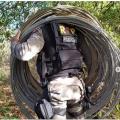 Polícia encontra 60kg de fios furtados da Equatorial em Santana do Ipanema