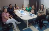 Hospital Regional de Santana recebe visita do Grupo Cegonha de Tapera