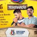 Olho d'Água das Flores tem shows em praça pública nesta quinta (20)