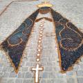 Confira alguns tapetes de Corpus Christi montados nas ruas de Santana