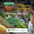 Palmeira dos Índios realiza 17ª Feira dos Produtores nesta quinta (4)