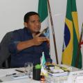 Prefeito de Palmeira discute precatórios e concurso publico com Sinteal