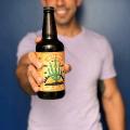 Conheça a Cacto Beer, uma ideia verde que surgiu no sertão de Alagoas