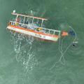 Acidente com embarcação mata duas pessoas em Maragogi