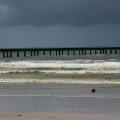Marinha emite alerta de ondas de até 3,5 metros e ventos fortes em Alagoas