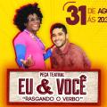 Silvano Gabriel apresenta novo espetáculo em Santana do Ipanema; conheça