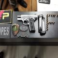 Secretário Municipal de Cacimbinhas é preso com pistola em Batalha
