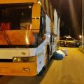 Na BR 316, PRF detém ônibus e caminhões com roupas e alimentos sem nota fiscal