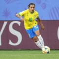 Marta tem lesão e está desconvocada da Seleção Brasileira Feminina