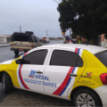 Arsal combate transporte clandestino em Delmiro Gouveia