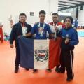 Delegação alagoana de Kung Fu conquista 18 medalhas no Brasileiro da modalidade