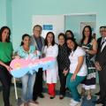 Isnaldo Bulhões entrega chave para Bebê Prefeito em Santana do Ipanema