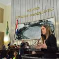 Após ato de diretor, deputada diz que fiscalizações em escolas vão continuar