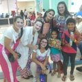 Hospital Regional de Santana realiza ações para celebrar o Dia das Crianças